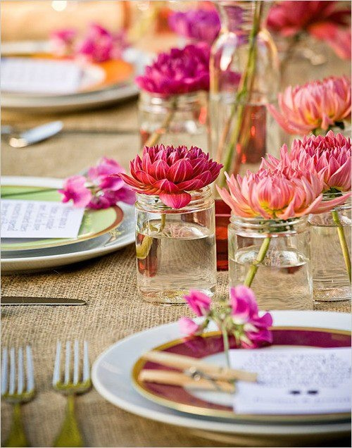 Superior How To Decorate Table